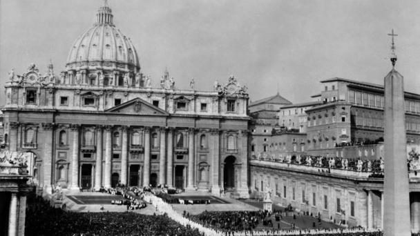 The Vatican in 1962