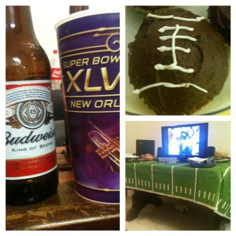 Superbowl abroad