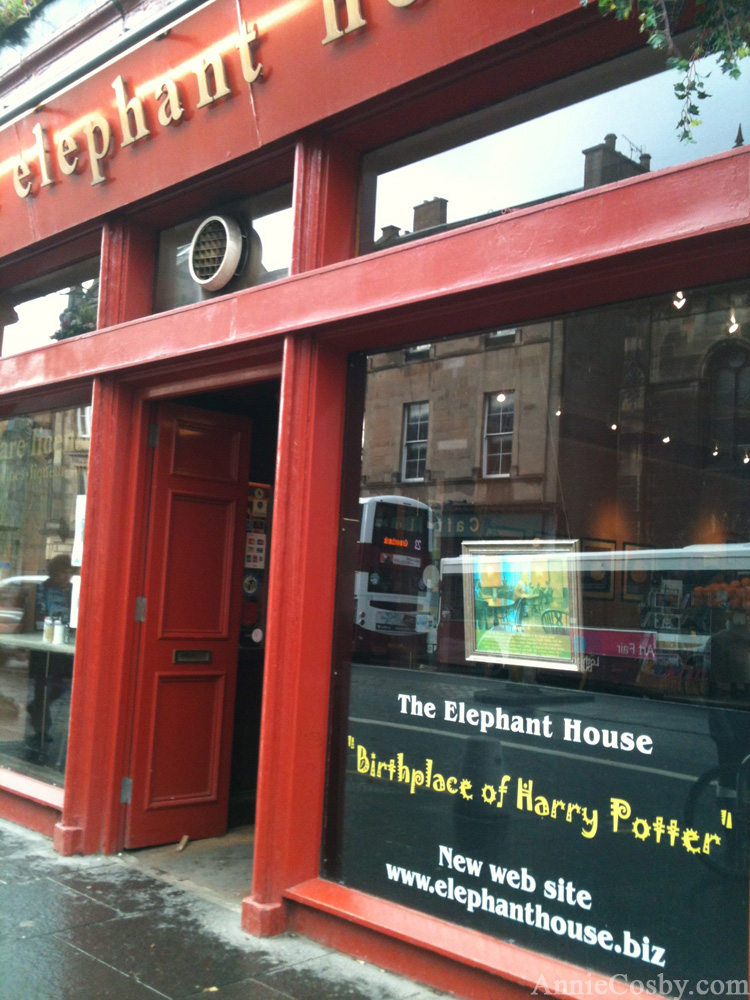Birthplace of Harry Potter