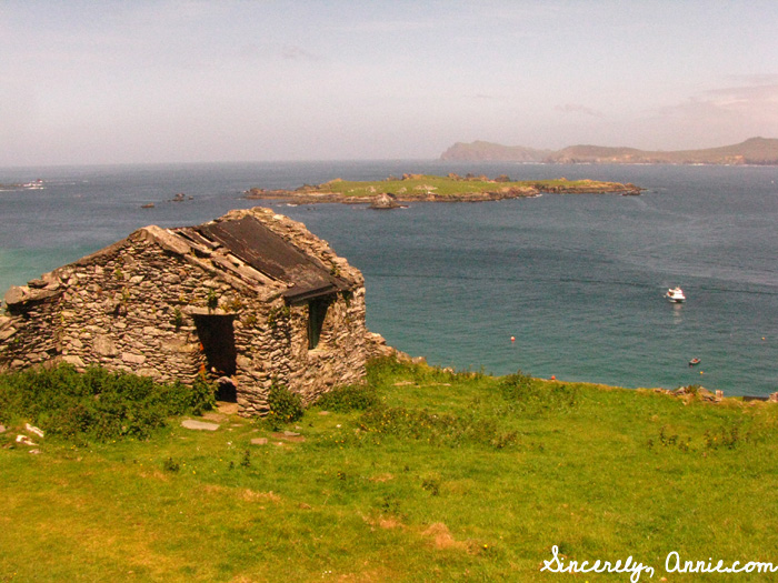 Blasket Islands A Terrible Beauty