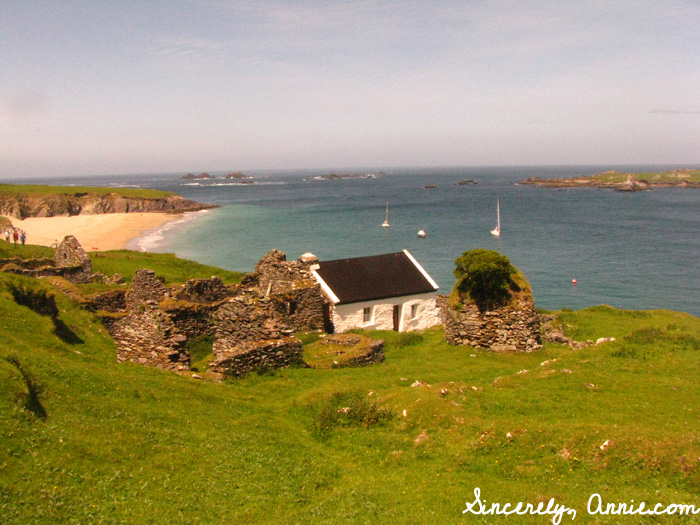 Blasket Islands house