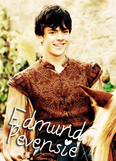 First book boyfriend Edmund Pevensie