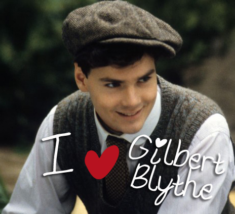 First book boyfriend GilbertBlythe
