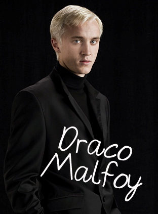 First book boyfriends Draco Malfoy