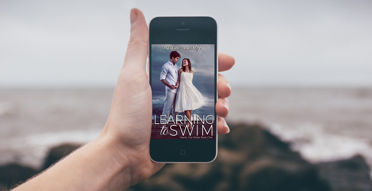 Learning to Swim by Annie Cosby