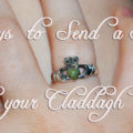 4 Ways to Send a Signal with your Claddagh Ring